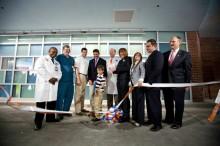 Pediatric Emergency Room Ribbon Cutting Ceremony