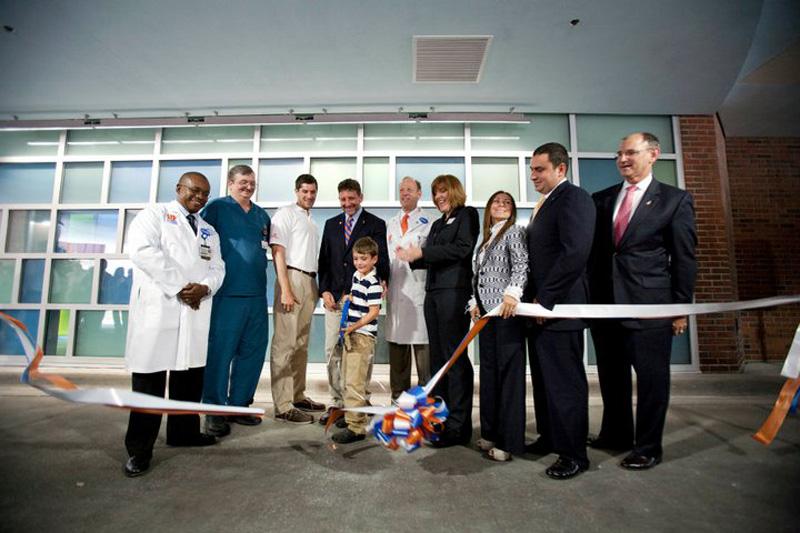 Pediatric Emergency Room » Giving at UF Health » UF Academic Health ...
