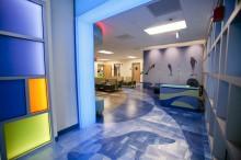 Pediatric Emergency Room Main Lobby