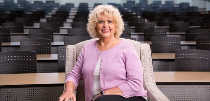 Debbie Paine, UFHCC patient