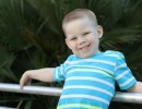 Give a fairy tale ending to 2015 for kids like Wyatt