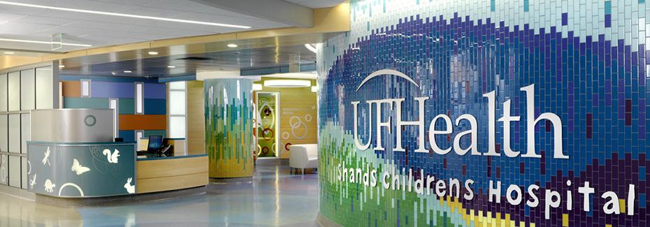 UFH_shands childrens hospital lobby_FW