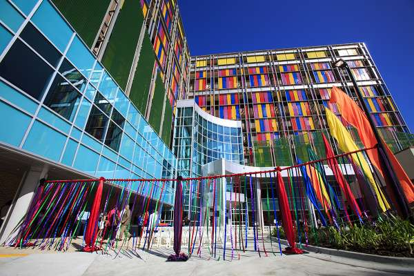 UF Health Shands Children's Hospital recognized in nine medical specialties
