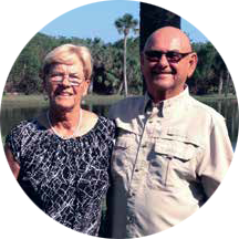 For Bob and Sue Lynch of Sebastian, Florida, the scene they witnessed changed their perspectives on cancer treatment.