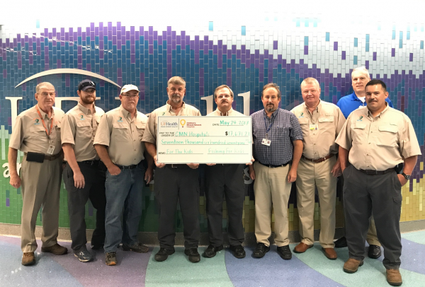 Fishing For Kids raises $17K for UF Health Shands Children's Hospital