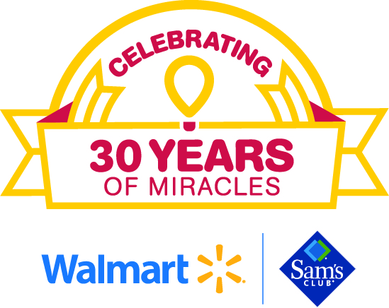 Walmart and Sam's Club celebrate 30 years with CMN Hospitals